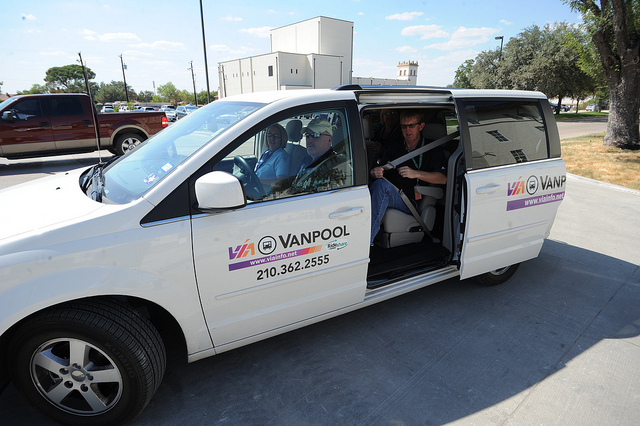 Free carpools to the office are just one of many work benefits you can offer your employees...