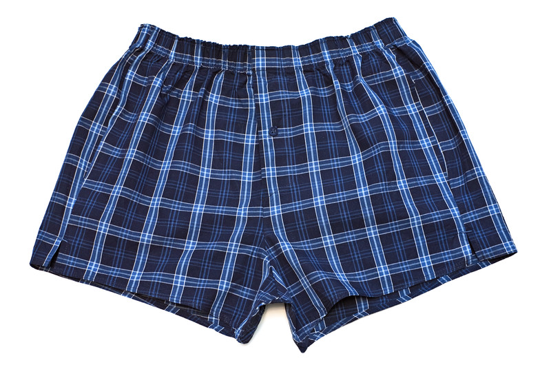 Boxer shorts are one piece of clothing that will Improve your health