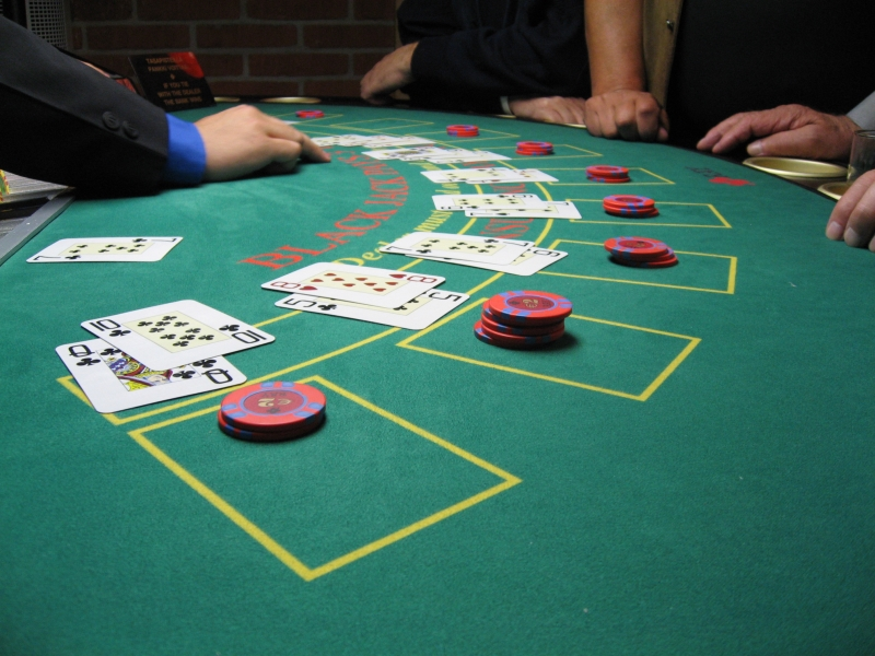 Psst ... wanna learn some blackjack tips that will help you crush a table like this? Read on below!