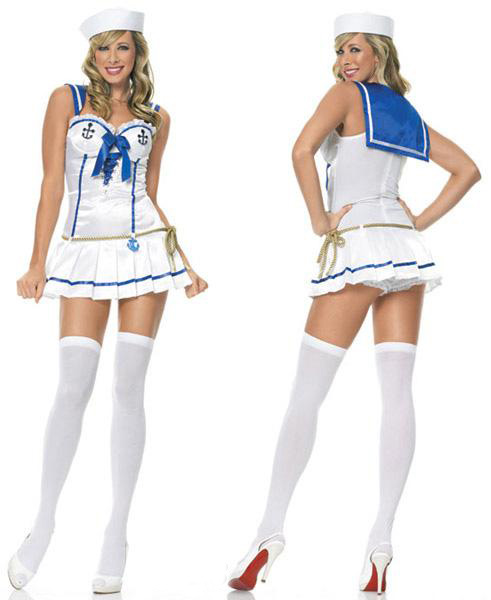 girl sailor costume