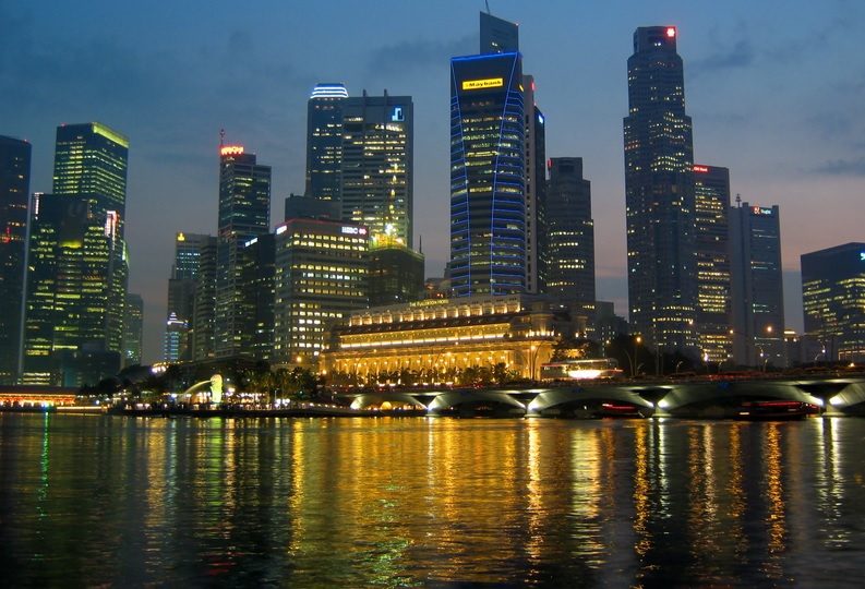 You'll need to make some serious preparations for working abroad before getting to work in a place like Singapore!