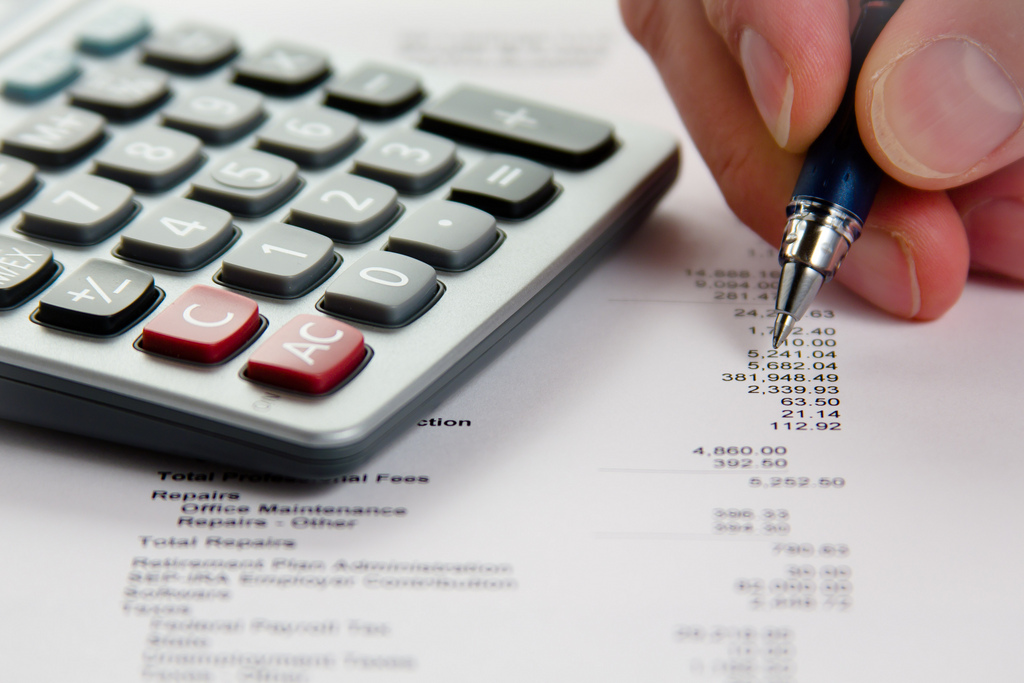 By keeping diligent records, most business tax issues can be avoided...