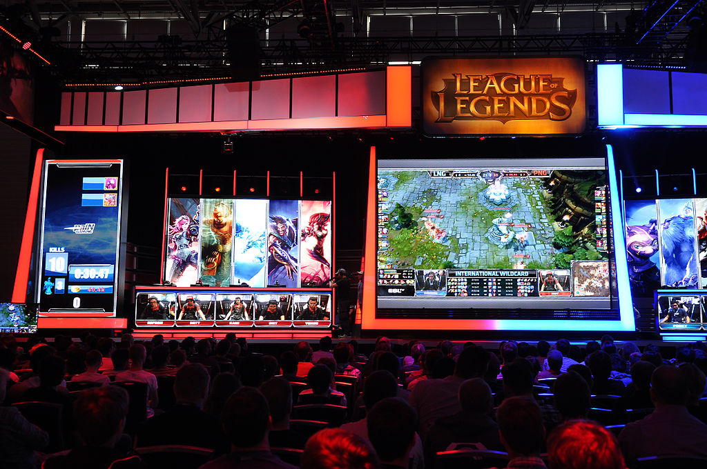 The rise of eSports has surprised many people ... photo by CC user Marco Verch via Flickr