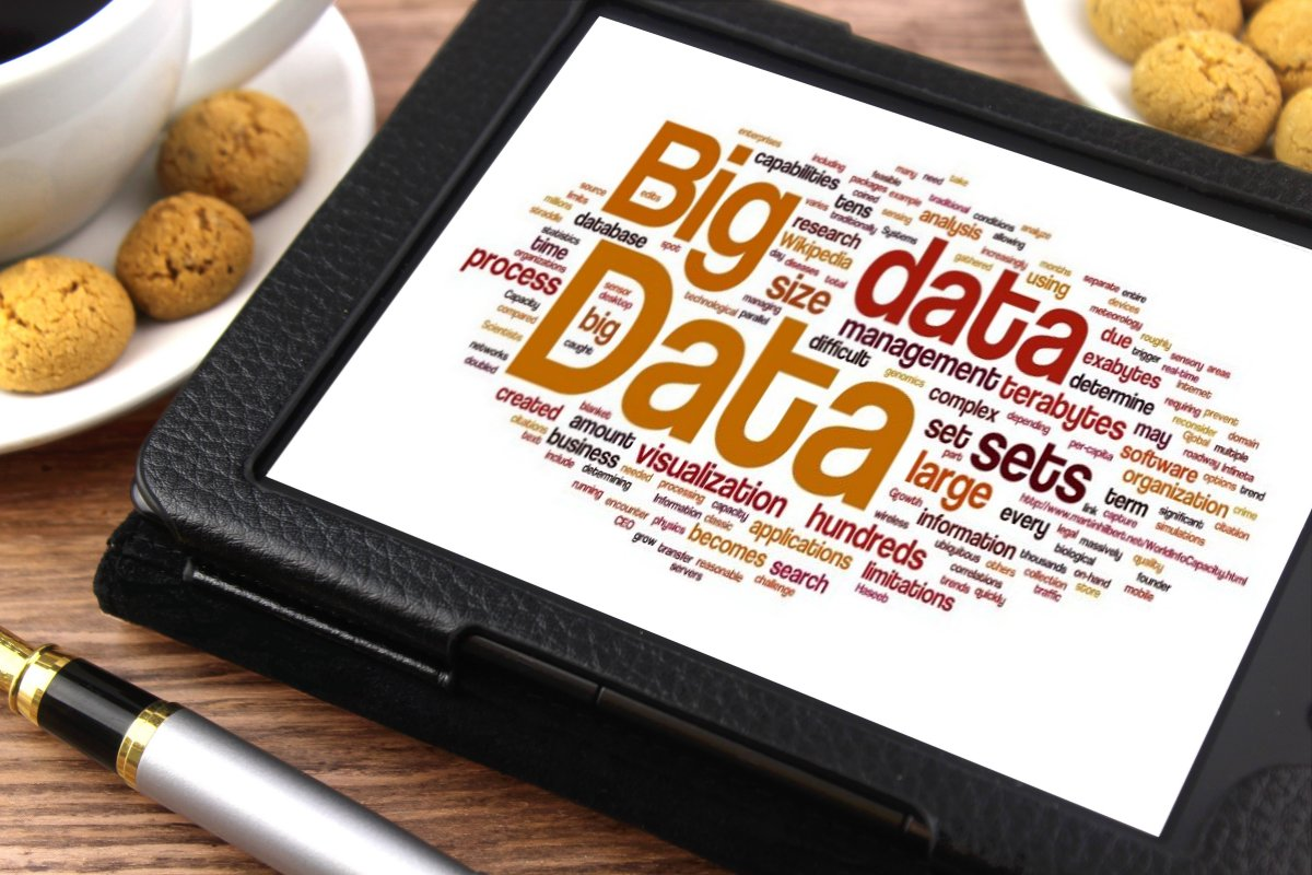 Why Aren't You Using Big Data to Establish Information Security?